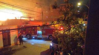 Pueblo Libre: inquilinos morosos son acusados de provocar incendio en vivienda