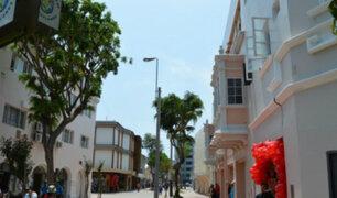 Miraflores: remodelación de pasaje San Ramón iniciaría en marzo