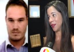 Vanessa Tarkes lamenta largo proceso legal tras denuncia por agresión a George Forsyth