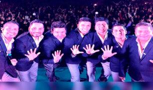 Grupo 5 es la banda de cumbia peruana más escuchada en Spotify