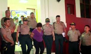 La Victoria: mujer de 70 años fue detenida con 600 mil soles falsos