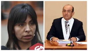Keiko Fujimori: rechazan recusación de Giulliana Loza contra juez Zúñiga