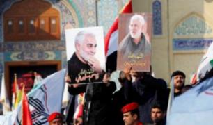 Irán no cesa sus amenazas contra Estados Unidos