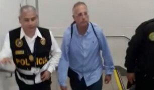 Caso Corpac: detienen a Julio Zavala Hernández tras arribar al Perú procedente de México