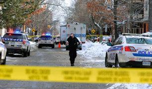 Canadá: tiroteo cerca del parlamento deja un muerto y 3 heridos