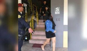 Callao: detienen a 'peperas' que dejaron inconscientes a dos hombres en hotel