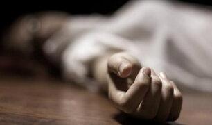 Feminicidio en Arequipa: detienen a sujeto implicado en muerte de joven madre