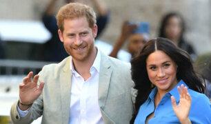 Príncipe Harry y Meghan Markle anunciaron su retiro de la Familia Real Británica