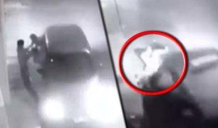 Arequipa: mujer queda herida tras sufrir robo de su cartera