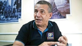 JEE excluye a Daniel Urresti de las elecciones congresales