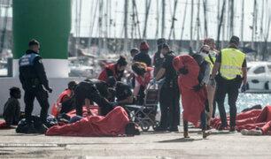 España: bebé que nació en el mar perdió la vida