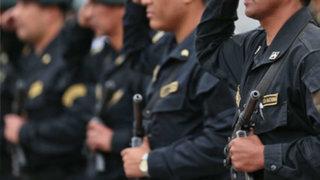 Aprueban decreto de urgencia para separar a malos efectivos de la Policía Nacional