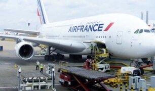 Francia: hallan cadáver de un menor en tren de aterrizaje de avión procedente de Costa de Marfil