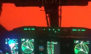Impactantes imágenes: incendios forestales tiñen de rojo el  cielo de Australia