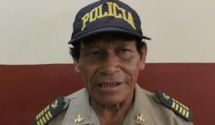 Detienen a falso policía que realizaba 'operativo' en calles de La Victoria