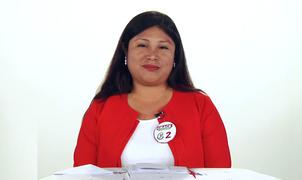 """Grace Baquerizo: """"Creemos que la maternidad no debe ser forzada en caso de violación"""""""