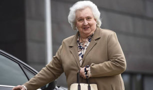 España: falleció la infanta Pilar de Borbón, tía del rey Felipe