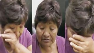 Mujer detenida con medio millón de soles falsos asegura que fue engañada