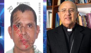 Sujeto se hace pasar por Cardenal Barreto para estafar a excongresista y empresario
