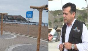 Chorrillos invertirá reposición de duchas con medidas de seguridad antirobo
