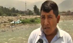 Chosica: vecinos de Carapongo temen por temporada de huaicos