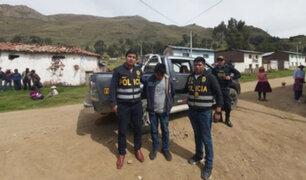 Fiscalía solicitó prisión preventiva contra sujeto que agredió a mujer en hostal de Huancayo