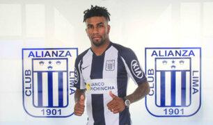 OFICIAL: Carlos Ascues es nuevo jugador de Alianza Lima