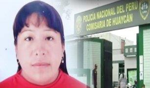 Huaycán: secuestran a prestamista en la puerta de una comisaría