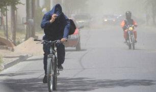 Costa peruana sufrirá un incremento de intensidad de los vientos
