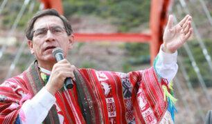 Datum: aprobación de Martín Vizcarra llega a 63% tras tres meses de caída