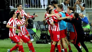[VIDEO] Atlético de Madrid venció 3-2 a FC Barcelona y jugará la final de la Supercopa de España