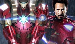 """Marvel Cómics lanza primer tráiler de """"Iron Man 2020"""""""