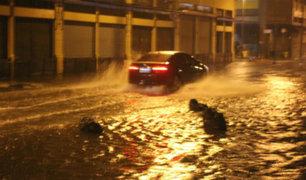 Brasil: fuertes inundaciones golpean a los estados de Sao Paulo y Río de Janeiro