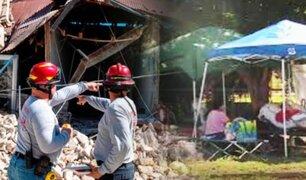 Puerto Rico: cientos de personas duermen en calles por miedo a nuevos temblores