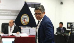 Fiscal Pérez citó a 76 personas más por caso de presuntos falsos aportes a FP