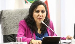 Gloria Motenegro se refirió al Perú como un país de violadores