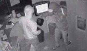 Santa Anita: roban cinco mil soles de casa de apuestas
