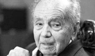 Fallece el historiador Pablo Macera a los 90 años