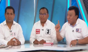 Callao: candidato propone abogados en comisarías para defender a víctimas