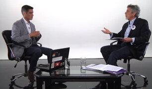Francisco Sagasti: Partido Morado priorizará mejorar funcionamiento del sistema político