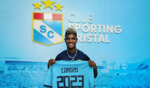 Sporting Cristal: ecuatoriano Washington Corozo es el tercer fichaje para la temporada