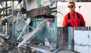 Terremoto en Puerto Rico: Daddy Yankee donará generadores de electricidad a afectados