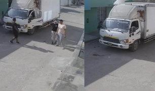 Trujillo: masacran a chofer y copiloto y se llevan camión