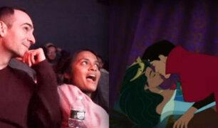 Cineasta modifica el final de 'La Bella Durmiente' para pedirle la mano a su novia