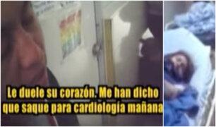 Pacientes continúan viviendo una odisea pese a anuncio del presidente Vizcarra