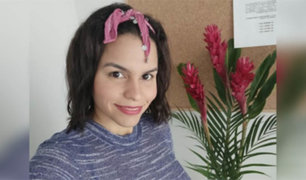 Detienen a presunto asesino de joven extranjera hallada en Canta