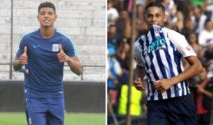 Jugadores Kevin Quevedo y Wilder Cartagena no continuarán en Alianza Lima