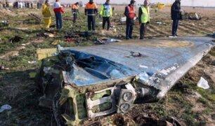 Ejército de Irán: responsables de derribo del avión ucraniano deberán rendir cuentas