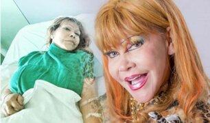 """La """"Tigresa del Oriente"""" es ingresada a hospital para intervención quirúrgica"""
