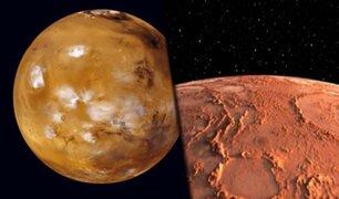 Marte pierde agua más rápido de lo esperado